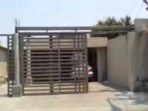 Port n autom tico youtube - Puertas de cochera ...