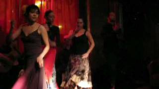 Cabaret Flamenco 12dec08 - Allegria