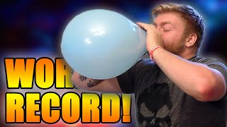 BREAKING WORLD RECORDS!