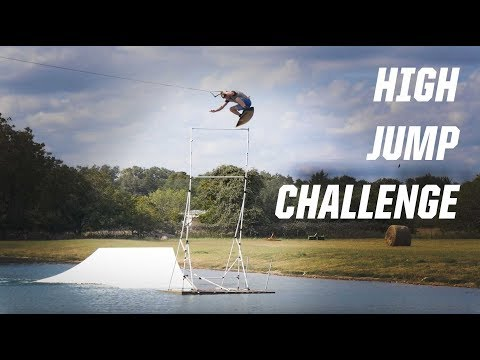 HIGHEST JUMP!!! - Wakeboading