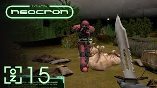 Lehrstunde in der Outzone • Neocron Evolution #015 • OchiZockt