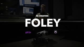 PIXAR Foley Recreation