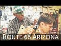 💈 History and Haircut with National Treasure Guardian Angel of Route 66 | Seligman AZ