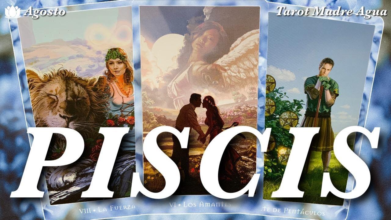 PISCIS♓EL CIELO TE ESCUCHA Y ALGUIEN SALE DE SU SILENCIO, TE SORPRENDERÁ❤️ Horóscopo Amor y más