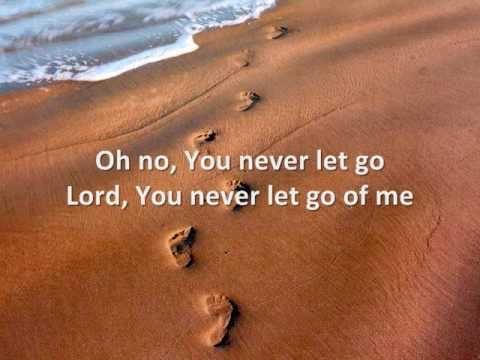 You Never Let Go - Rebecca St. James