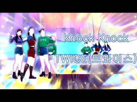 Just Dance   Knock Knock - TWICE(트와이스)   Kpop   Choreography