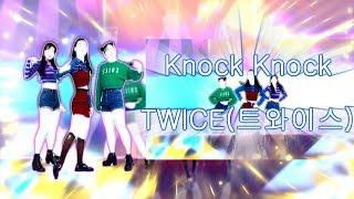 Just Dance | Knock Knock - TWICE(트와이스) | Kpop | Choreography