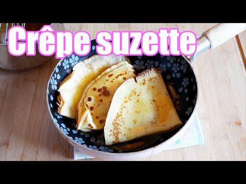 crêpe-suzette-facile-et-rapide-🍊