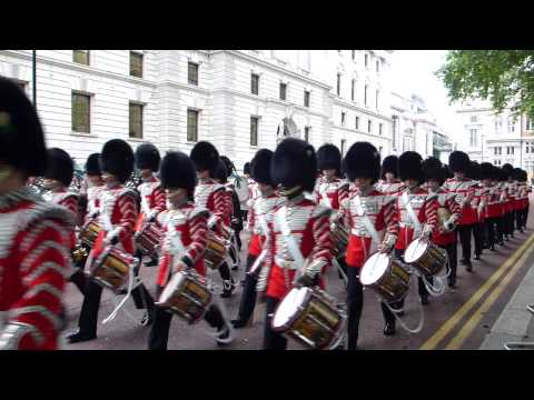 Military Music Spectacular - Rehearsal In London, UK