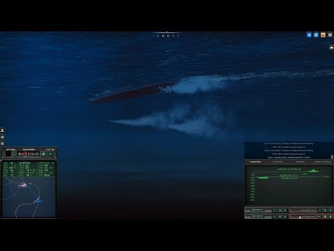Cold Waters: Mission 6  - Skirmish In The Denmark Strait - 11-12-17