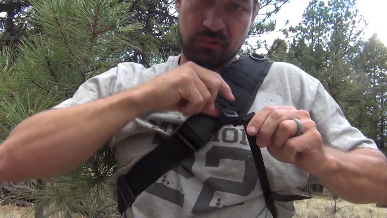 Gowara Gear Tactical Sling Bag Pack Military Rover Shoulder Backpack NEW