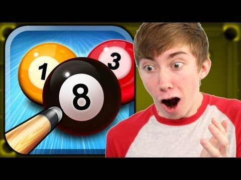 8 BALL POOL™ (iPhone Gameplay Video)