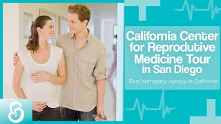 California Center for Reproductive Medicine Tour in San Diego, California