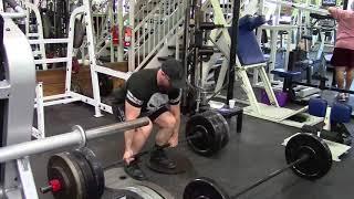 Deloading Single Exercises Like The Deadlift In Your Training Program