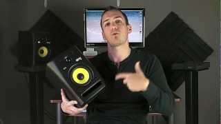 KRK Rokit 5 Studio Monitors Review TheRecordingRevolution com