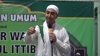 Ceramah Habib AHMAD RIDHO_BANYUWANGI_BAROKATUL ITTIBA' Sbr Anyar