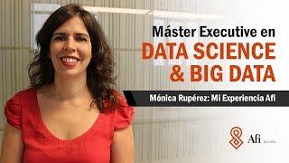 Mónica Rupérez: Mi Experiencia Afi en Data Science y Big Data