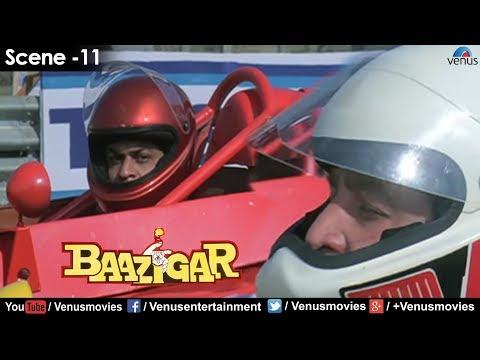 Shahrukh in F1 race (Baazigar) thumbnail