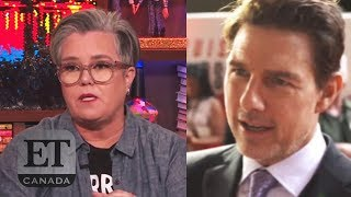 Rosie O'Donnell Concerned For Tom Cruise's Scientology Beliefs