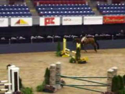 Beezie Madden: Raising The Bar Clinic [Brittany Jumping]