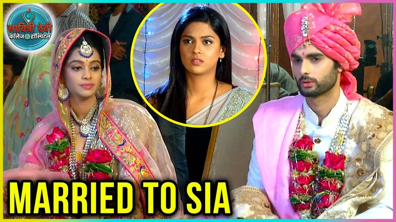 Savitri Savitri Married Gg: Veer Takes Revenge And Gets Married To Sia
