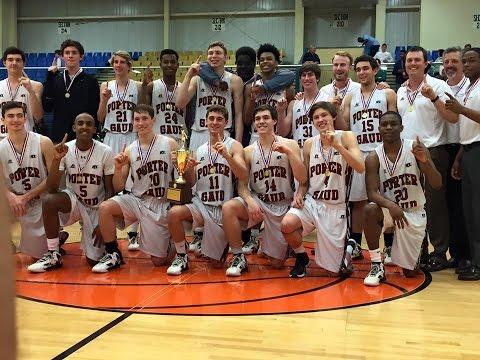 2016 Porter-Gaud SCISA Championship Highlights