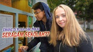 Kehidupan Anak Sekolah di Rusia - SIBERIAN LIFE