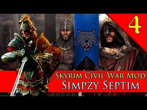 FOR TALOS, FOR THE EMPEROR! Mount & Blade Warband: Skyrim Civil War Mod: Simpzy Septim #4
