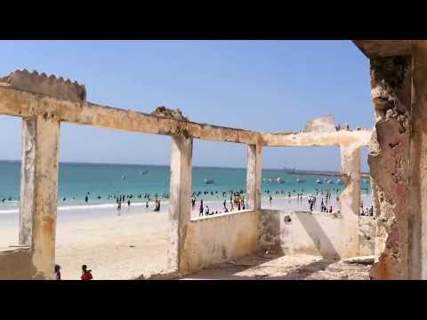 Liido beach, Somalia