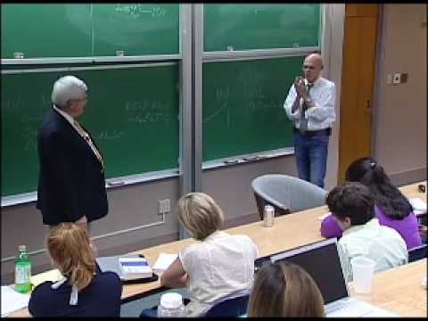 Pt 1 - Carville & Gingrich Teach at Tulane