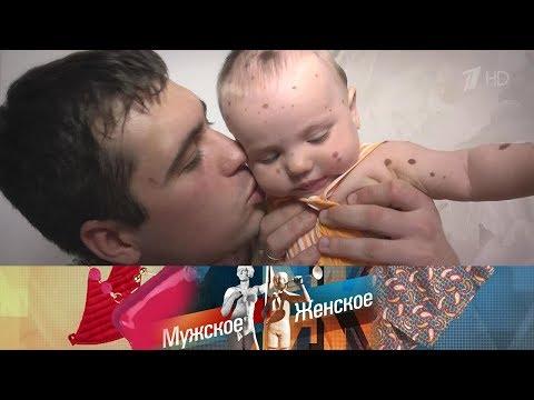 Вика родилась. Мужское / Женское. Выпуск от 17.12.2019