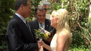 Anne and Paul Eaton's Savannah Wedding