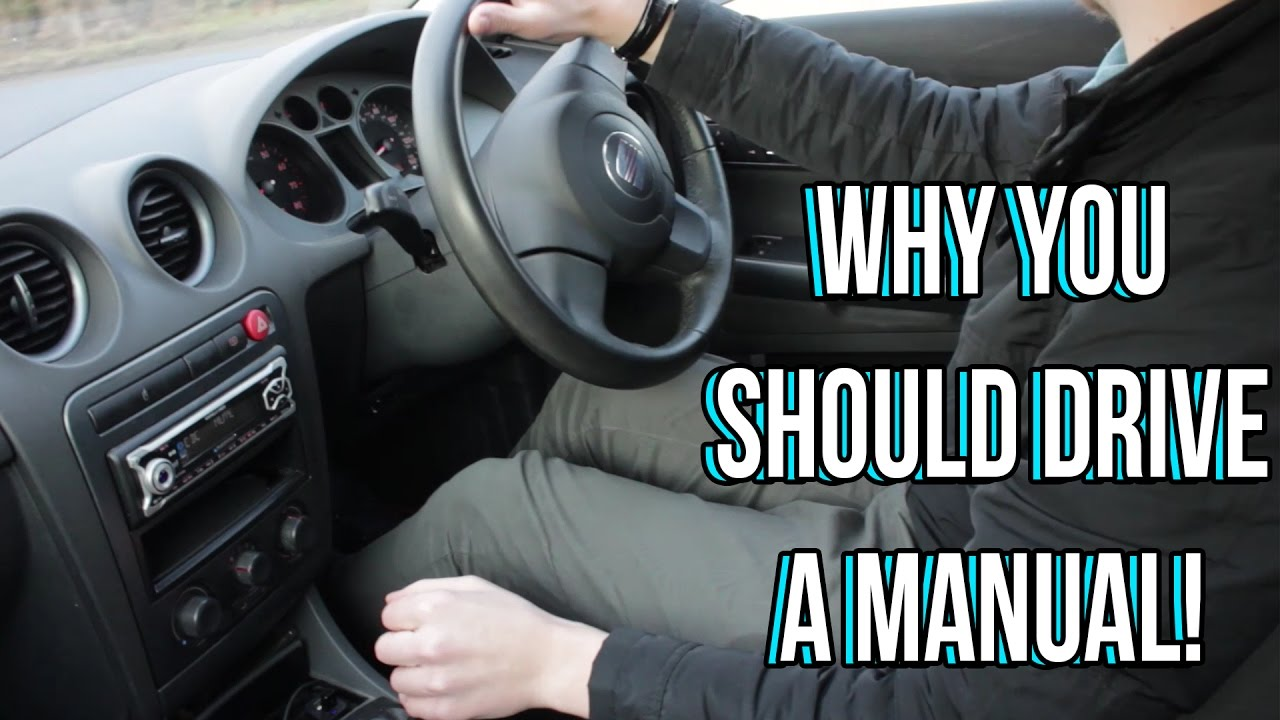why you should drive a manual car or stick shift youtube rh youtube com Why Should I Care Quotes why should i drive manual