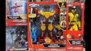 Power Rangers Ninja Steel 24th Toy Hunt - Bullrider Megazord, 5 Inch Figures & More