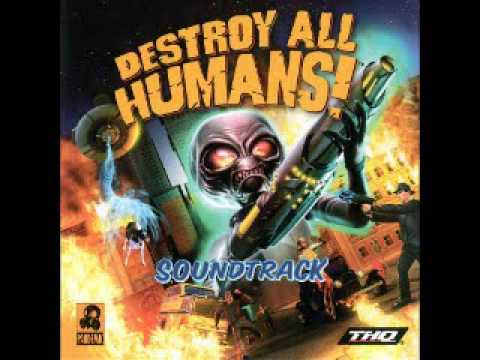 Destroy All Humans! soundtrack 11. So Nice (Summer Samba)