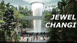 Download Video JEWEL CHANGI AIR TERJUN INDOOR TERBESAR DI DUNIA SUDAH BUKA DI SINGAPURA MP3 3GP MP4