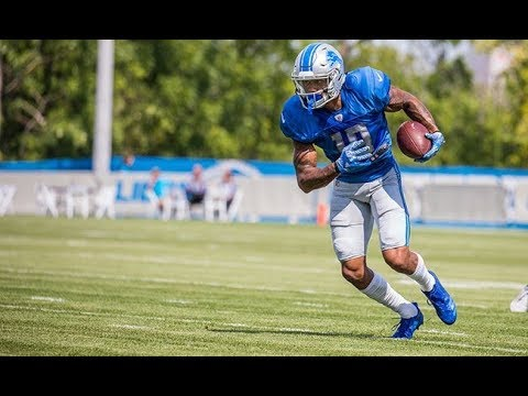 Kenny Golladay Is the Future Number 1 WR For the Detroit Lions!