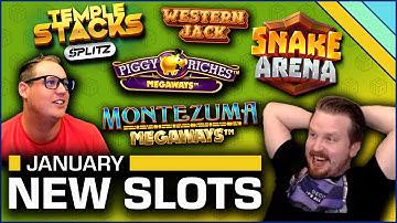 New Slots of January 2020