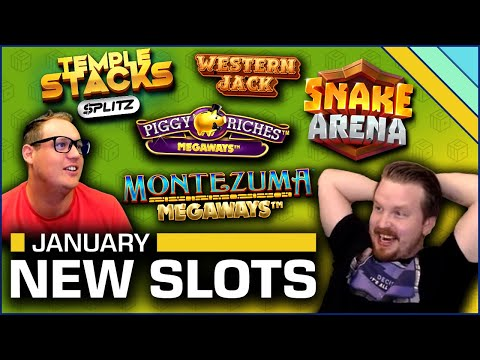 New Slots of January 2020