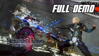 Stranger of Paradise Final Fantasy Origin - Demo Full Gameplay Walkthrough (PS5 4K)