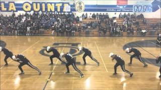 white out basketball half time show 2016
