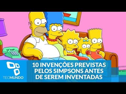 10 invenções previstas pelos Simpsons anos antes de serem inventadas