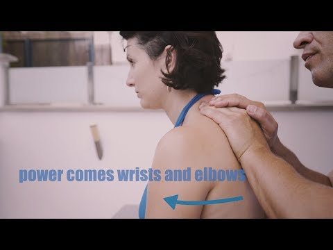 Massage Techniques for Nursing Mothers