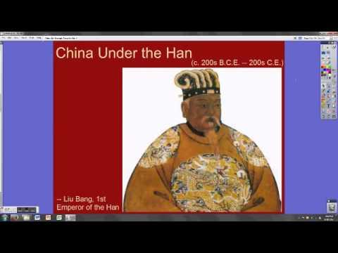 China Qin-Han Dynasty