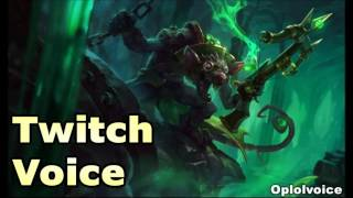 Twitch Voice - LoL Sound