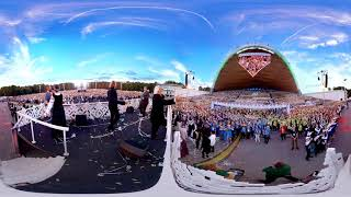 Dainų diena 360° - Dieve laimink Lietuvą!