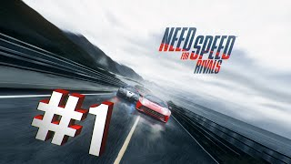 need For Speed Rivals - А копы то крутые - Let's Play - Обзор - Прохождение