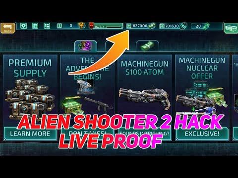 cách hack game alien shooter tren dien thoai - ALIEN SHOOTER 2 - THE LEGEND GAME HACK IN 1 MINUTE 100% WORKING THIS TRICK