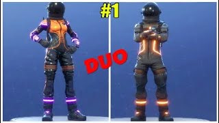 New DARK VANGUARD Skins! Duo Fortnite Battle Royale