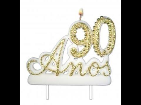Aniversário Da Vó 90 Anos